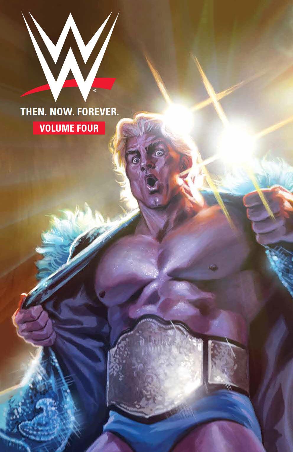 WWE, BOOM! Studios