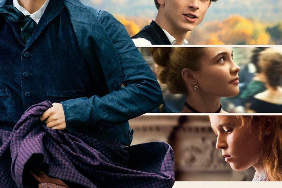 5 Reasons We Love Saoirse Ronan's 'Little Women' Clip!