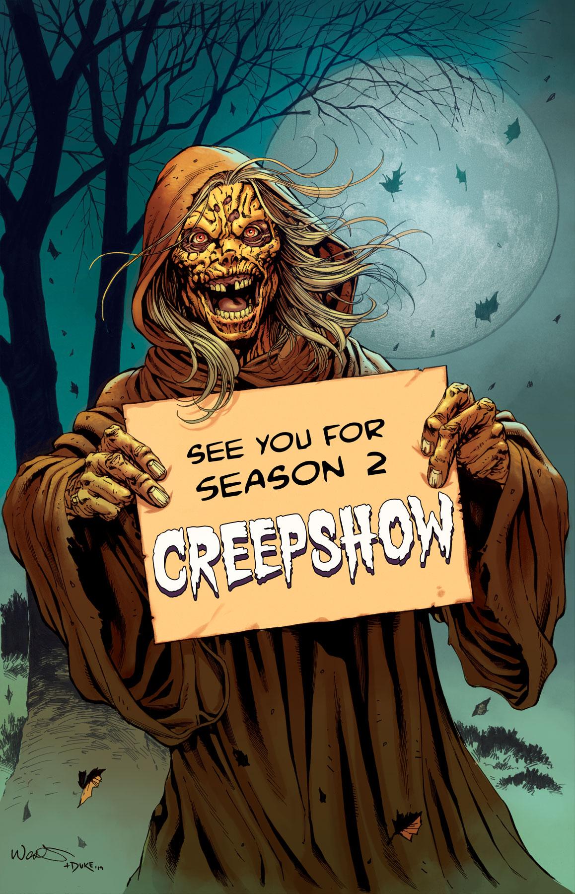 Creepshow Season 2, Shudder