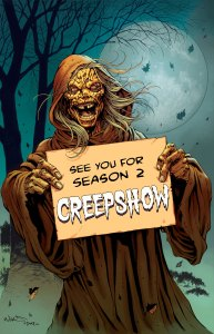 Creepshow Season 2, Shudder