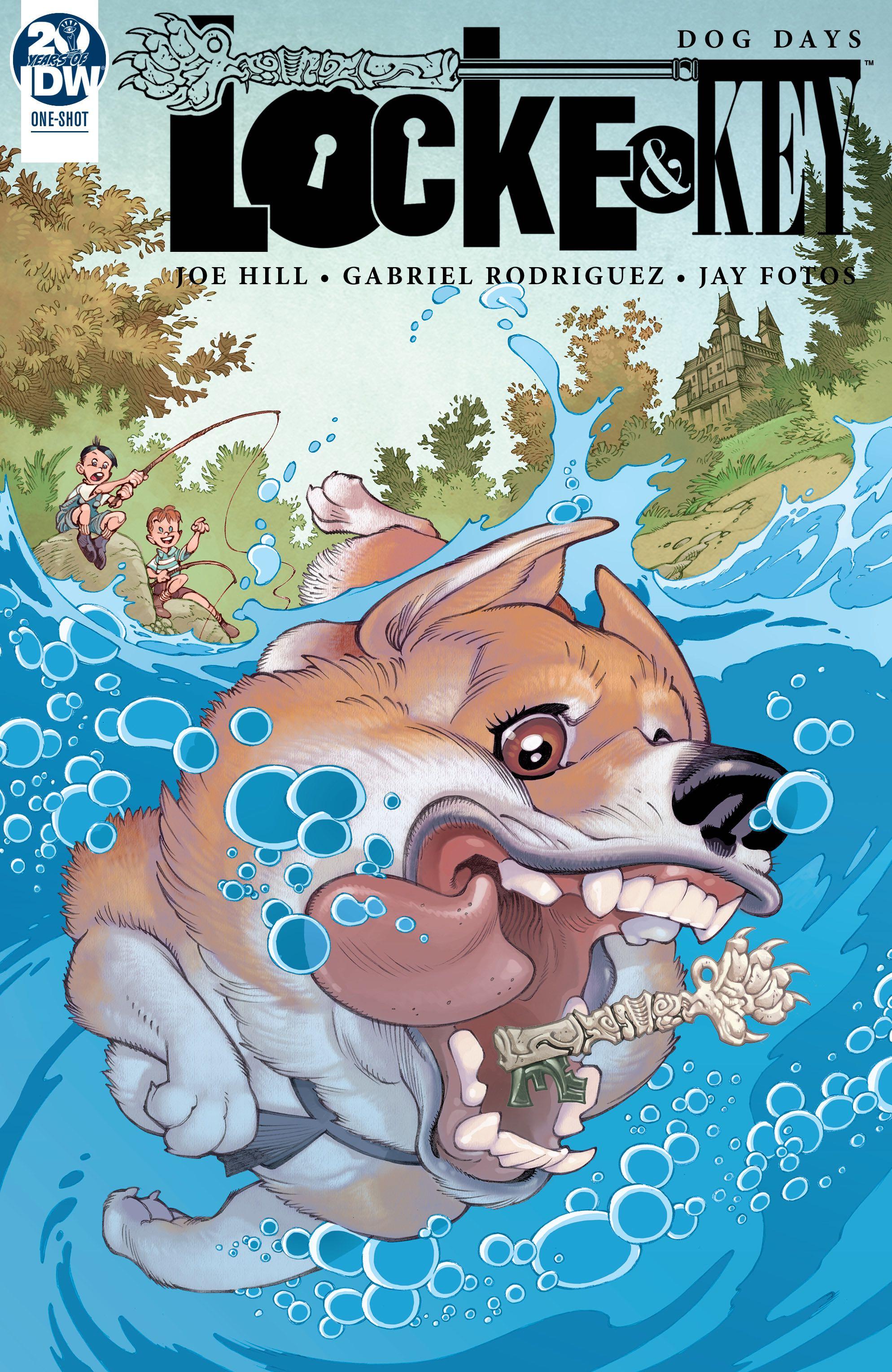Locke & Key: Dog Days, IDW