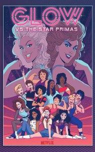 GLOW Vs the Star Primas, IDW