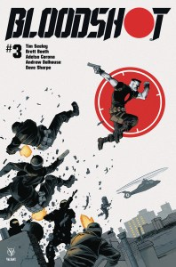Bloodshot #3, Valiant