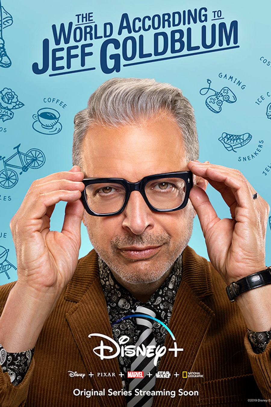 The World According to Jeff Goldblum, Disney +