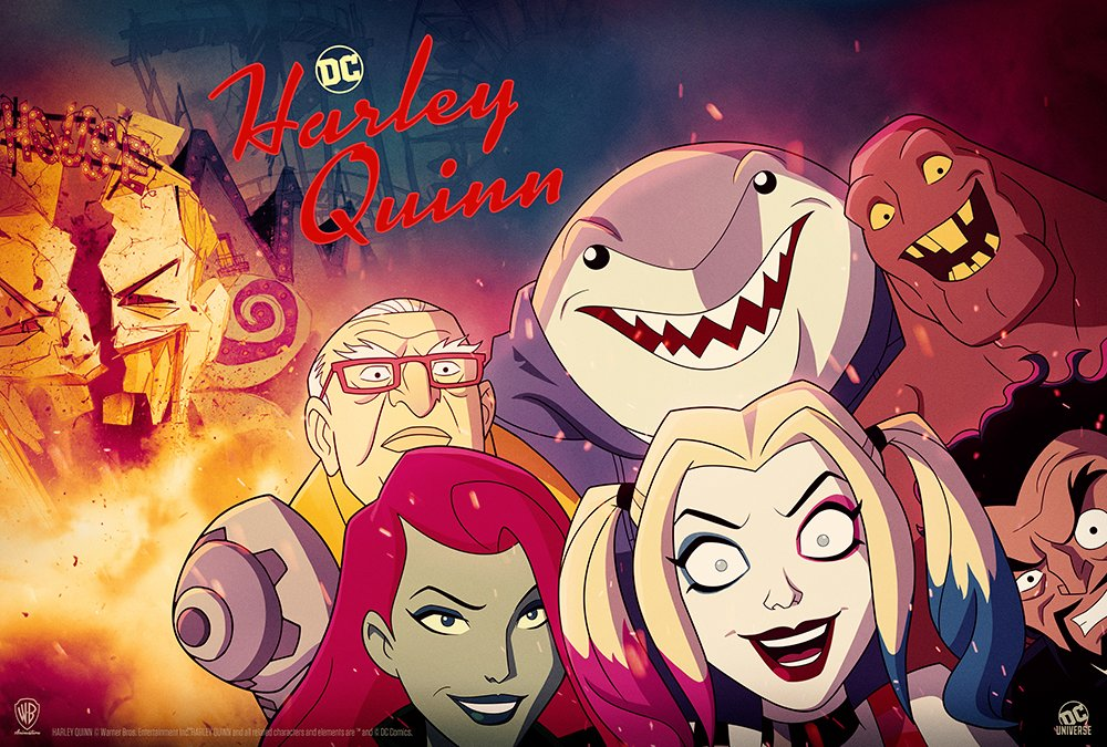 Harley Quinn, DC Universe