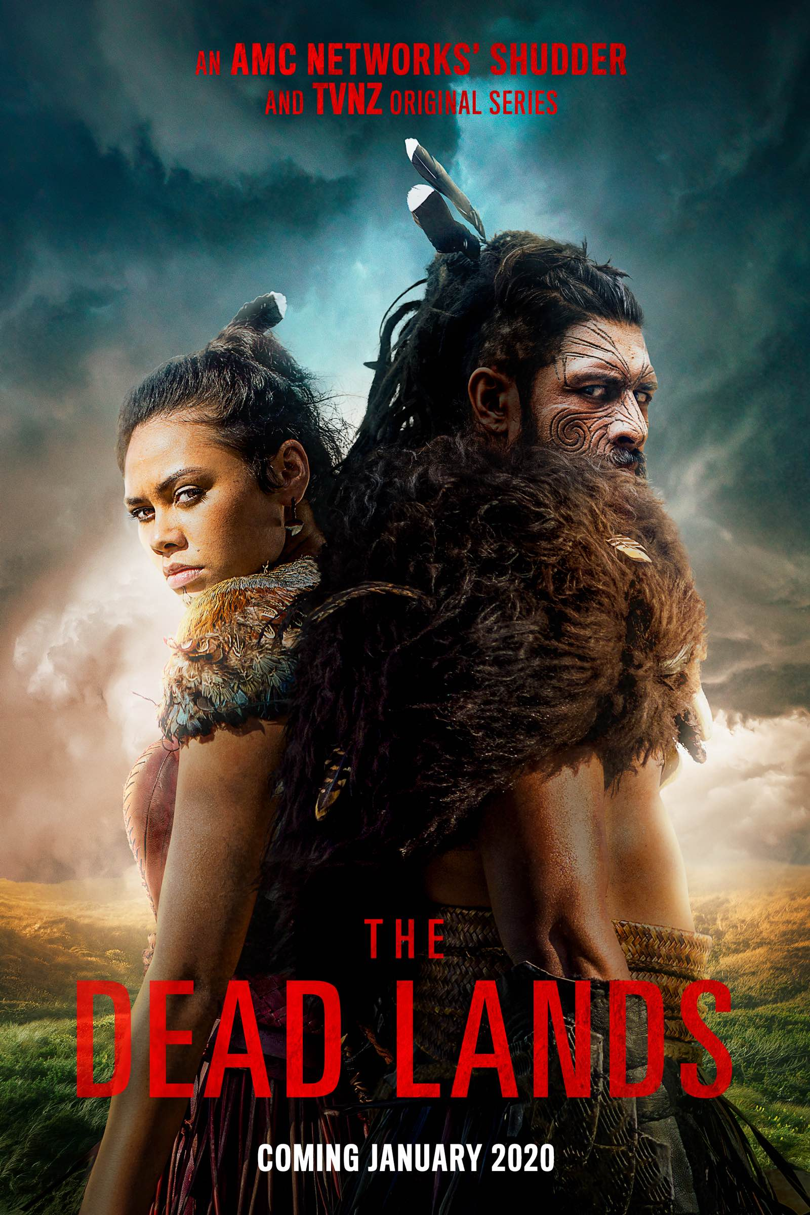 The Dead Lands, Shudder