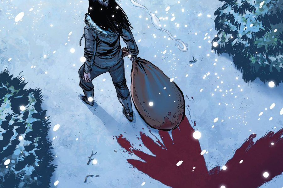 5 Reasons To Get 'The Crow: Hark The Herald' (IDW Publishing)!