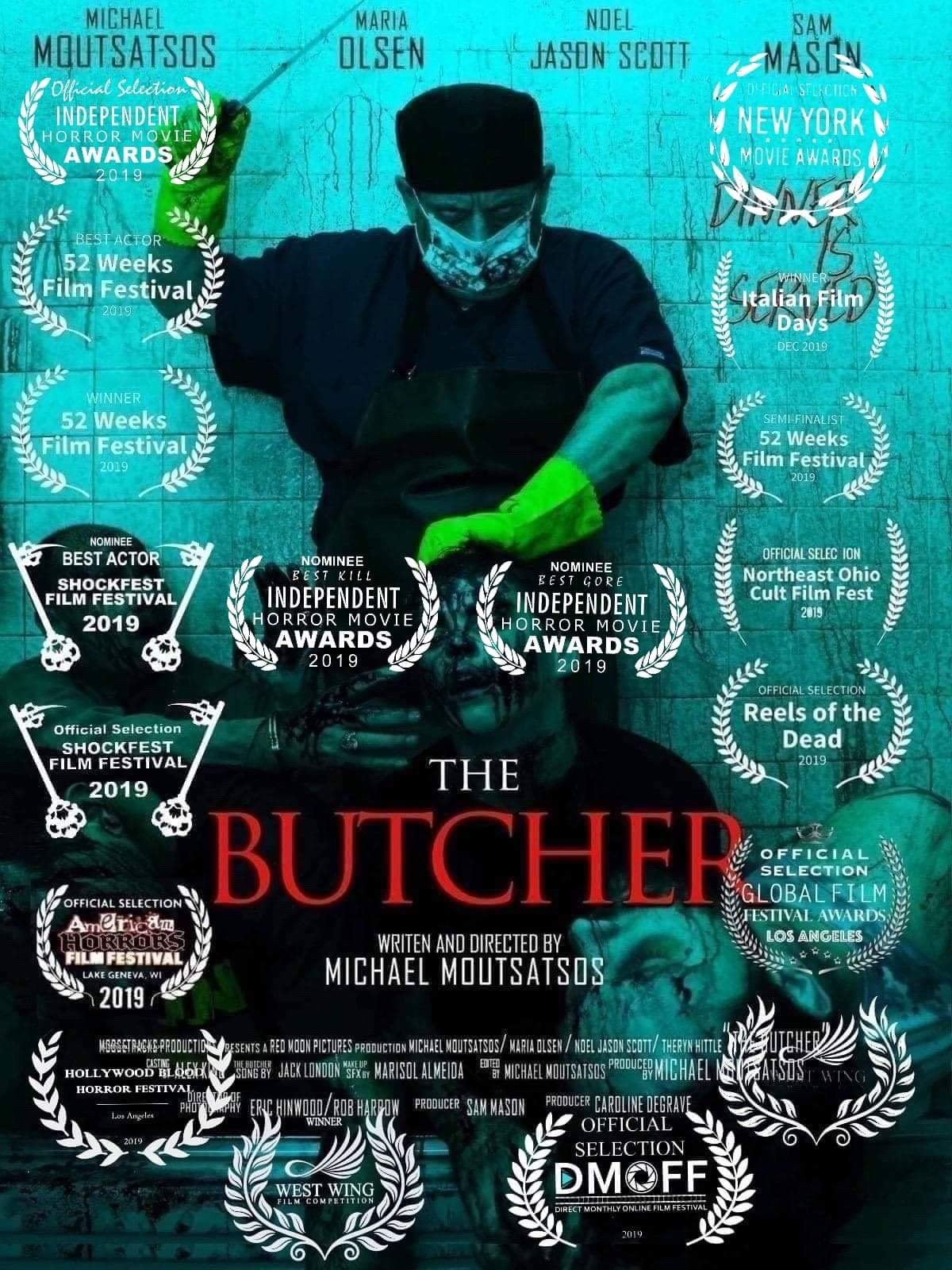 The Butcher, Avail