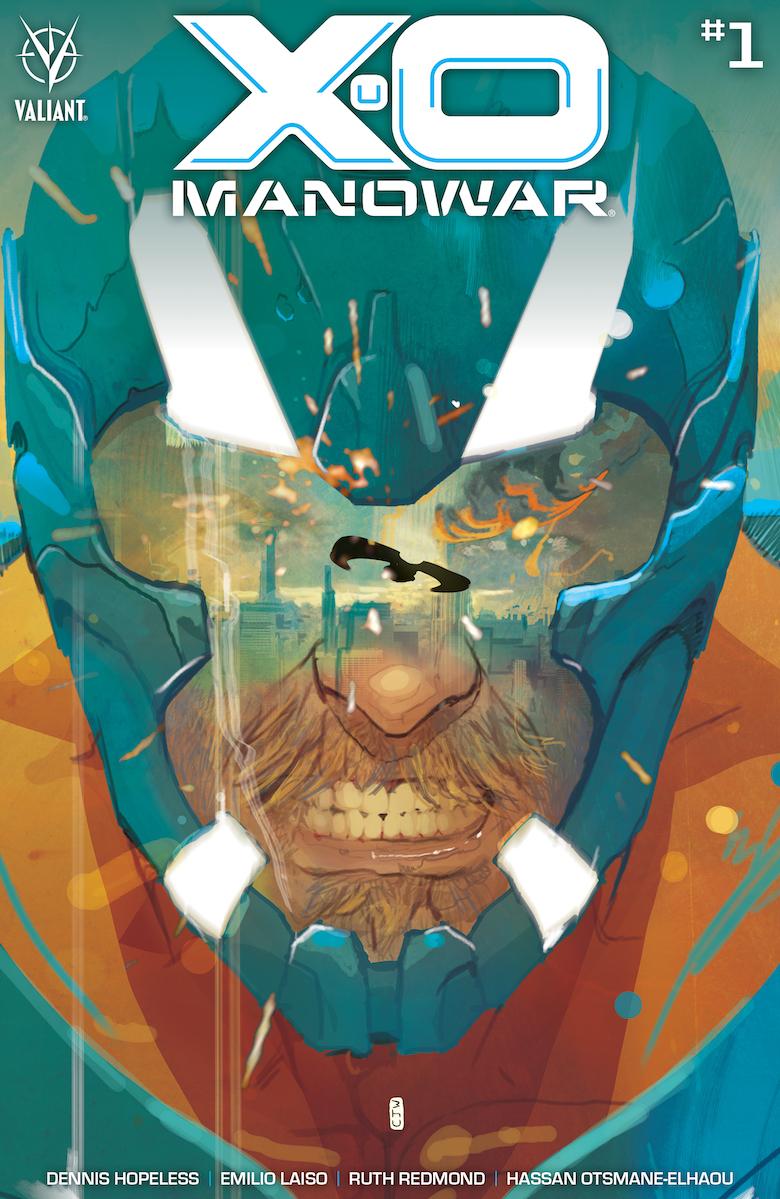 X-O Manowar #1, Valiant