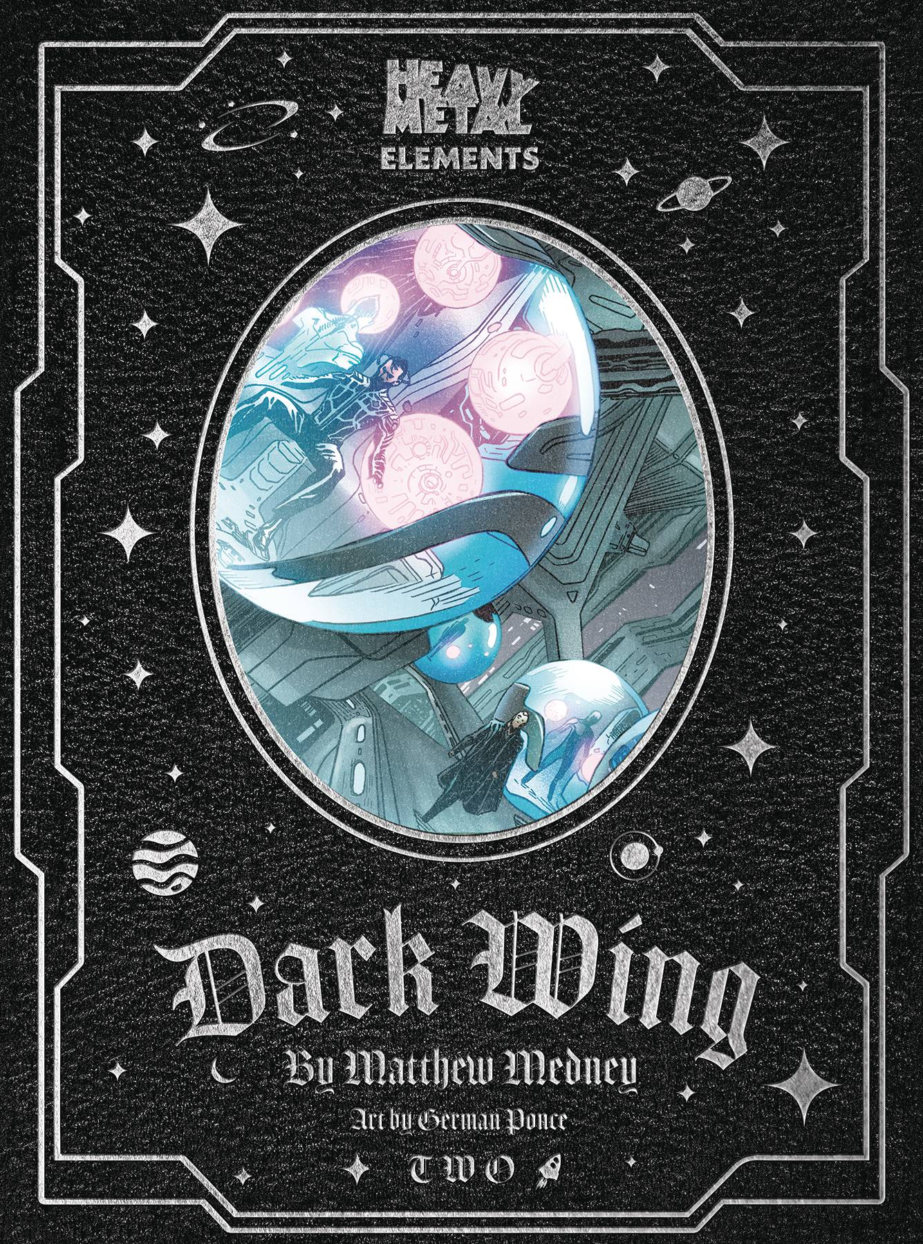 dark wing #2, dark wing