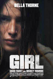 Girl, Girl poster