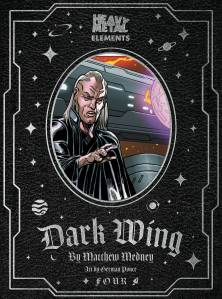 Dark Wing #4,Dark Wing
