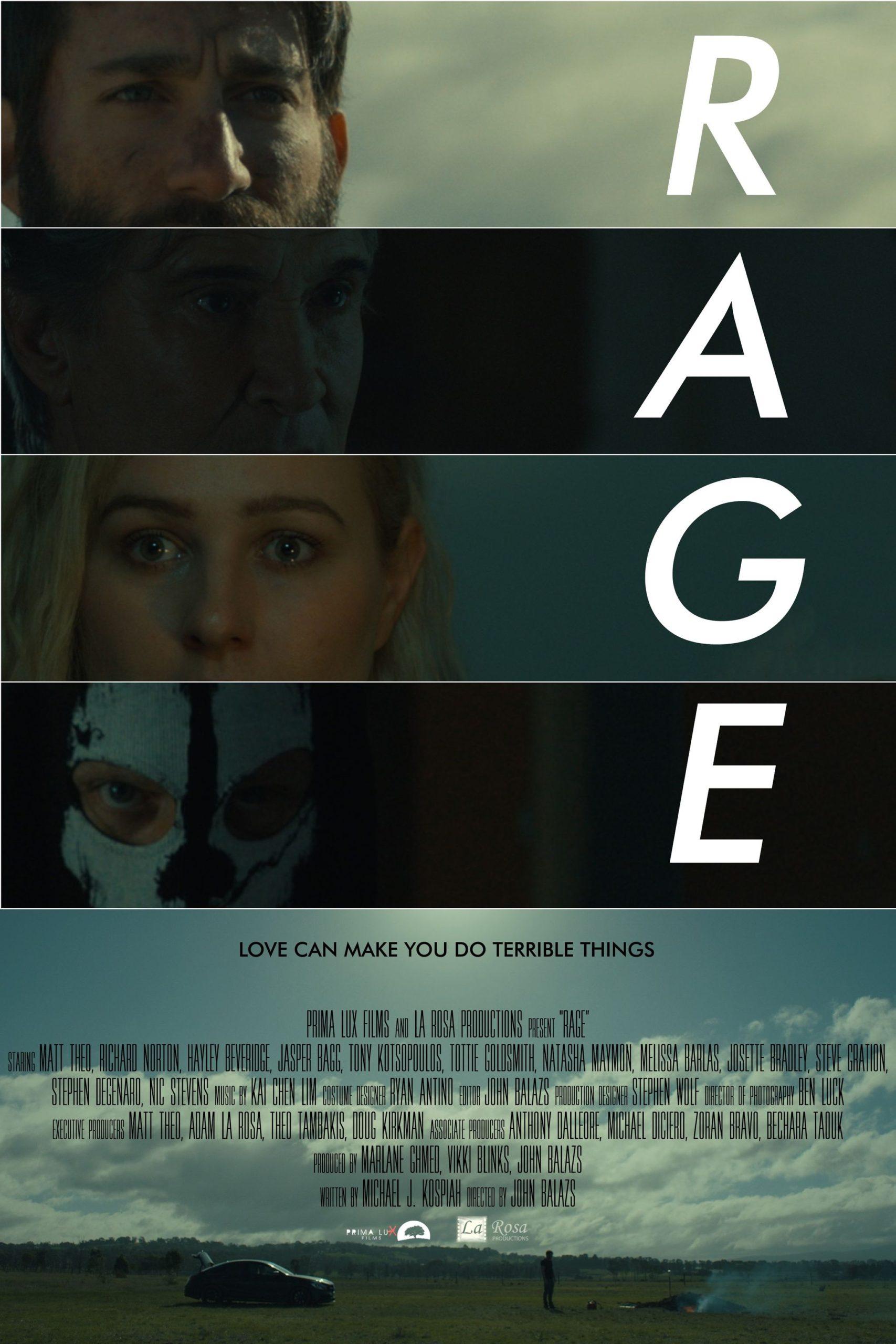 Rage, Rage 2021