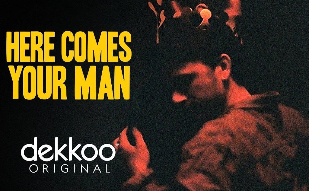 Here comes your man, Dekkoo