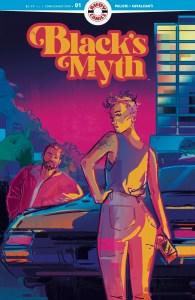 BLACK'S MYTH, BLACKSMYTH