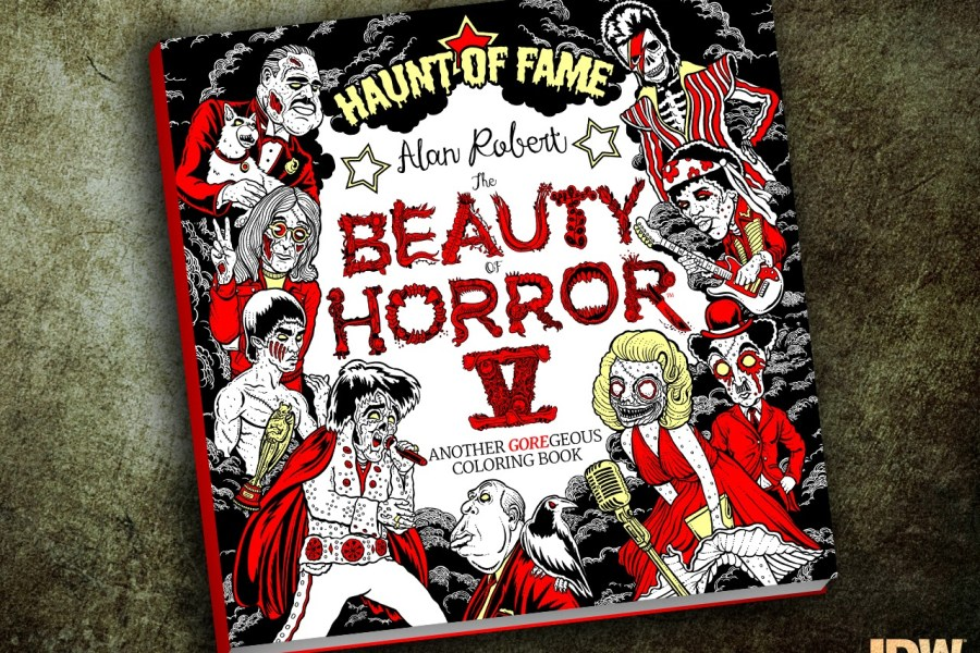 5 Reasons To Get 'The Beauty of Horror 5: Haunt of Fame!'