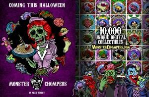 Monster Chompers, NFTS