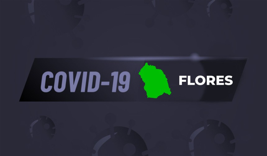 COVID-19: Flores tiene un caso activo