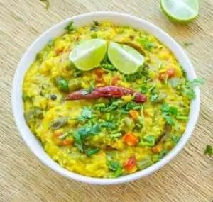 Kitchari Mono-diet example photo