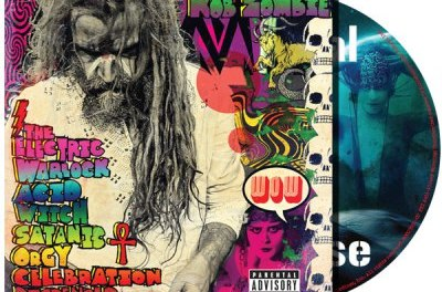 Rob Zombie – The electric warlock acid with satanic orgy celebration dispenser (Crítica)