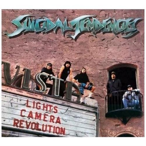 Suicidal Tendencies – Lights…Camera…Revolution! (Crítica)