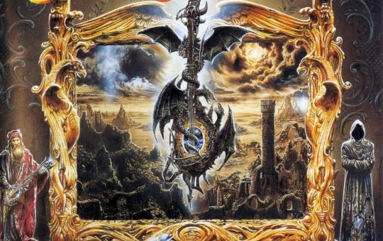 blind guardian imaginations from the other side critica