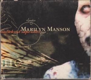 marilyn manson antichrist superstar critica