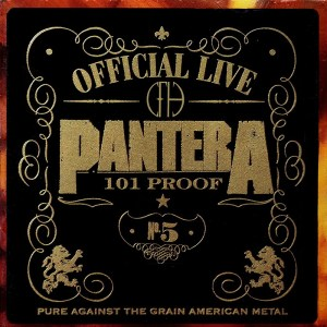 pantera official live 101 proof critica