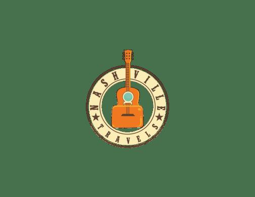 vacation rental logo design for nashville travels