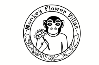Thailand Vacation Rental Company Logo Design
