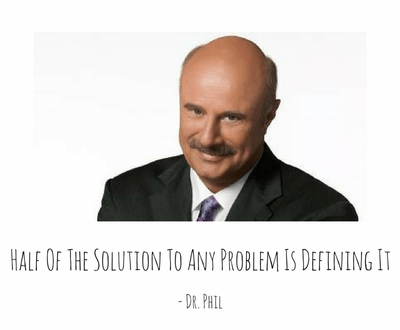 il defining problems quote
