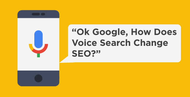 voice search seo vacation rental marketing