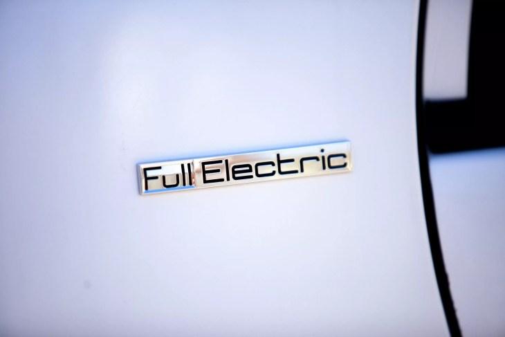 Full Electric - Tisztán elektromos