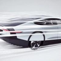 Így hasítja a levegőt a legáramvonalasabb villanyautó