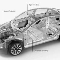 A japánok ledöbbentek a Tesla Model 3 elemzése után
