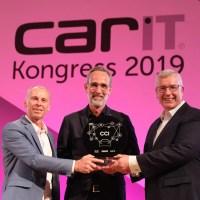 Németországban a Tesla nyerte a carIT legjobb autóipari innovációjának járó díjat