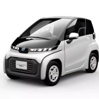 Sorozatgyártásra kész az elektromos Toyota kisautó
