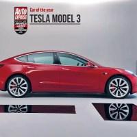 Sorra szedi az európai skalpokat a Model 3