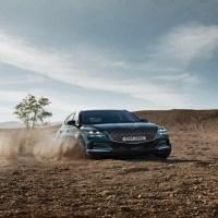 Genesis prémium SUV épül a Hyundai Kona technikájából?