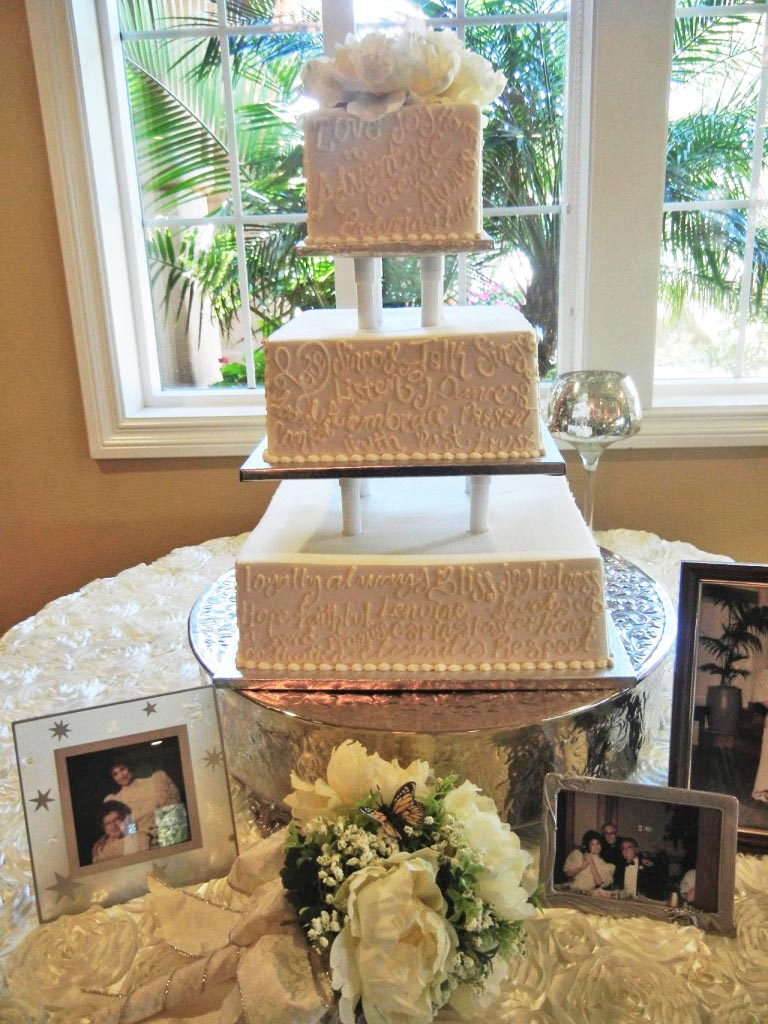 Cakes for your wedding | The Villa