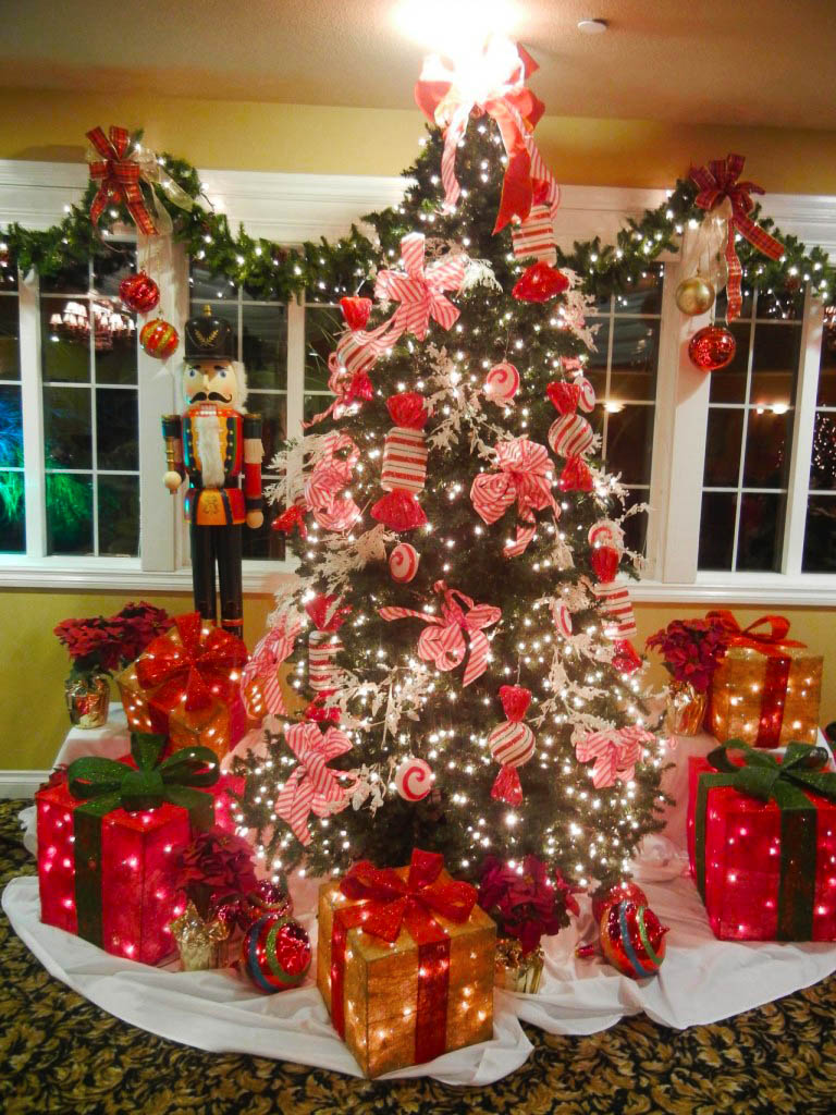 Christmas Parties at The Villa in Orange, CA