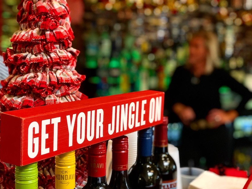 Tis The Season Party   Get Your Jingle On at The Villa
