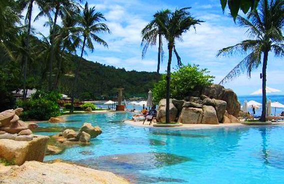 Тайланд. Остров Самуи: описание Описание курортов и отелей ...