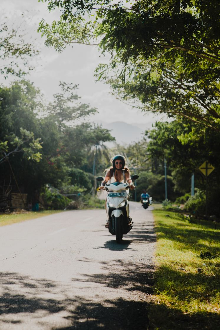 scooter rent