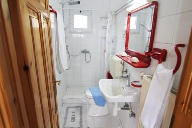 Μπάνιο στον 2ο όροφο, Βίλα Ριλάξ, Θάσος