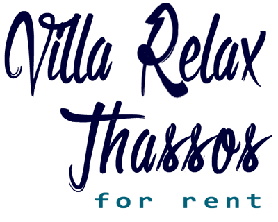 Villa Relax Thassos for rent