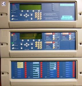 Tableau de contrôle PC Sécurité