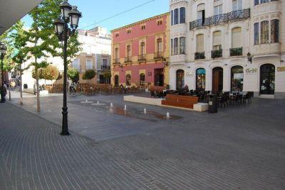 Plaza Soledad, Badajoz