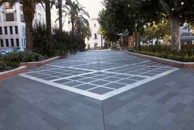 Plaza de España, Badajoz2