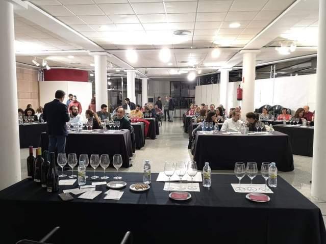 Cata de vinos DO La Mancha 1